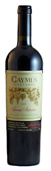 Caymus Special Selection, Napa Valley  1992