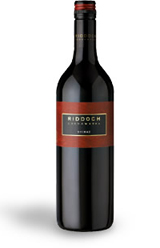 Katnook Estate Riddoch Shiraz  1998