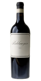 Pahlmeyer Red Wine Cabernet  2001
