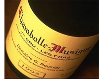 Domaine G. Roumier Chambolle Musigny 1. Cru Les Cras  2006