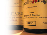 Domaine G. Roumier Chambolle-Musigny  2005